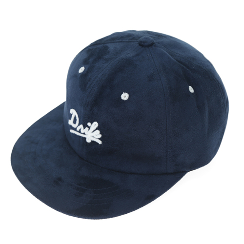 [드라이프] SUEDE 6 PANEL CAP-NAVY